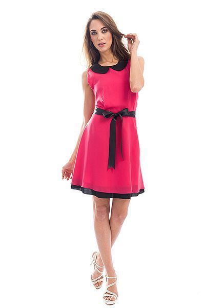 Ejemplo de foto de producto con modelo para ecommerce de moda, en moda este tipo de fotografía también se le conoce como lookbook