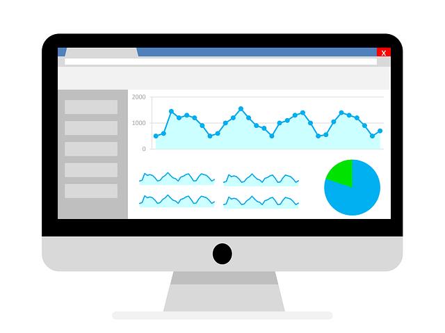 Realiza un seguimiento de tus visitas con herramientas como Google Analitycs.