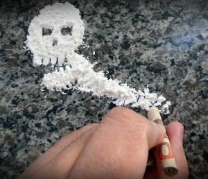 cocaína droga drogodependencias