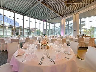 Aralia Ballroom In Florstadt