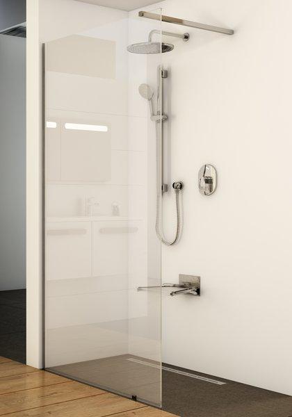 Walk In Shower Enclosure Wall Model RAVAK As