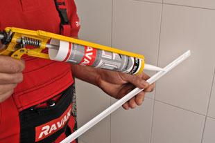 Comment Installer Les Baguettes De Protection RAVAK As