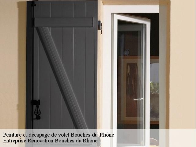 Peinture De Volets 13 Bouches Du Rhone Tel 04 82 29 14 16