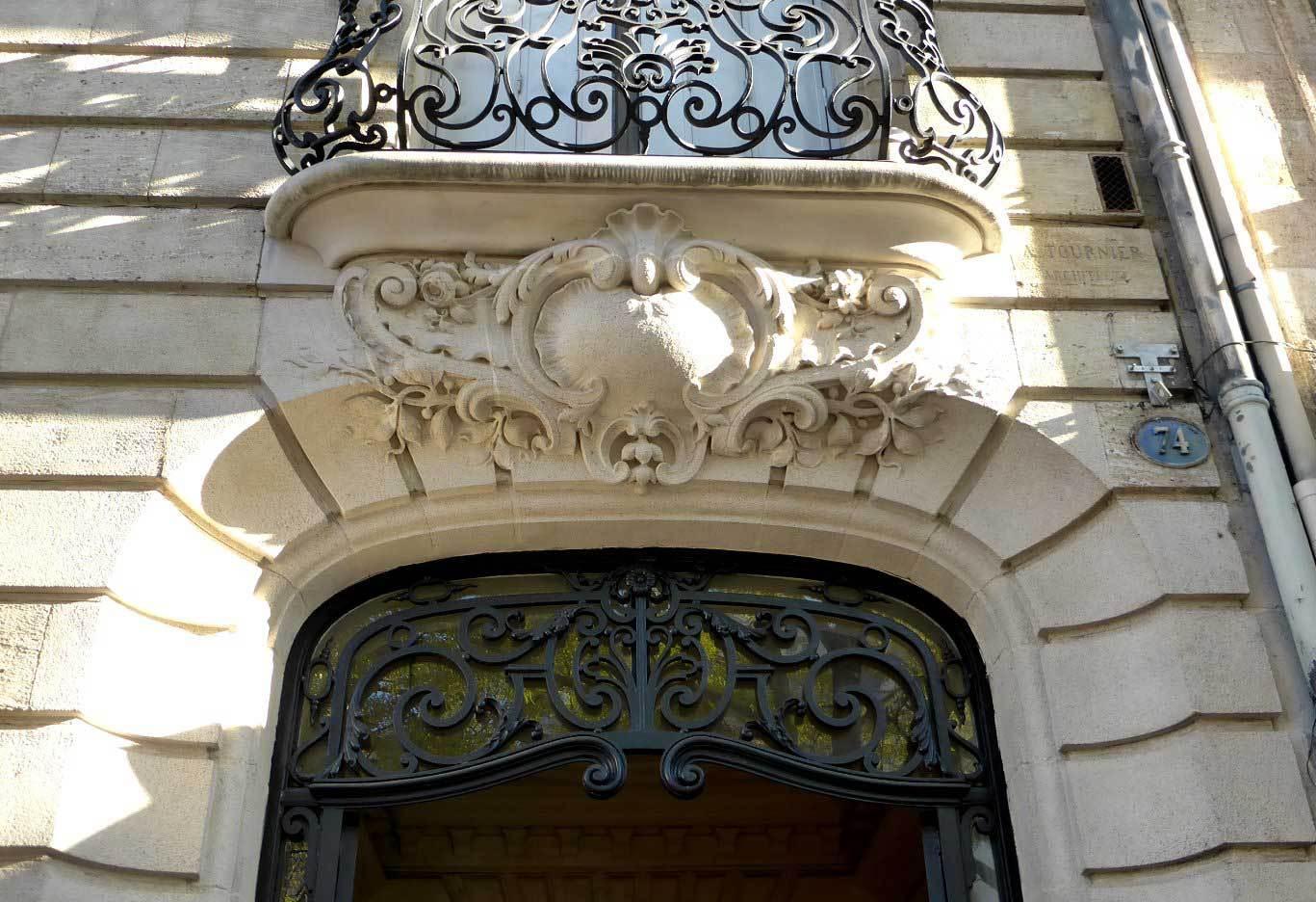 Rénovation façade Bordeaux ERG
