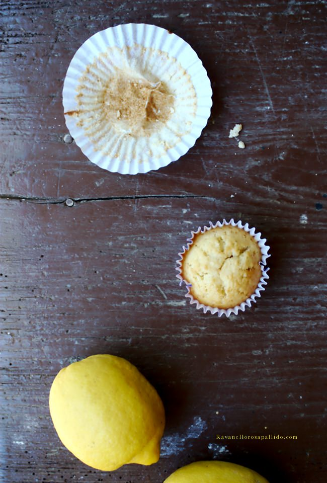 Muffins Limocello