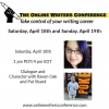 Online Writing Convention!