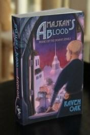 Amaskan's Blood by Raven Oak
