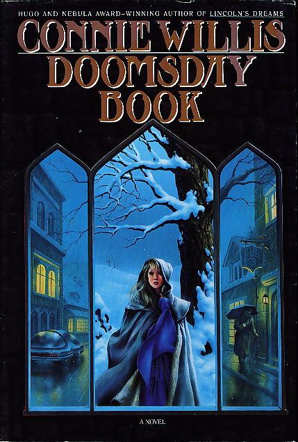 Doomsday Book by Connie Willis original cover