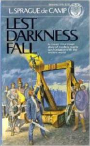 Flashback Friday: Lest Darkness Fall Book Cover