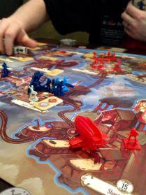 Monday Night Gaming: Bioshock Infinite the Siege of Columbia Board Game