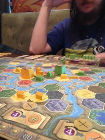Terra Mystica tabletop game