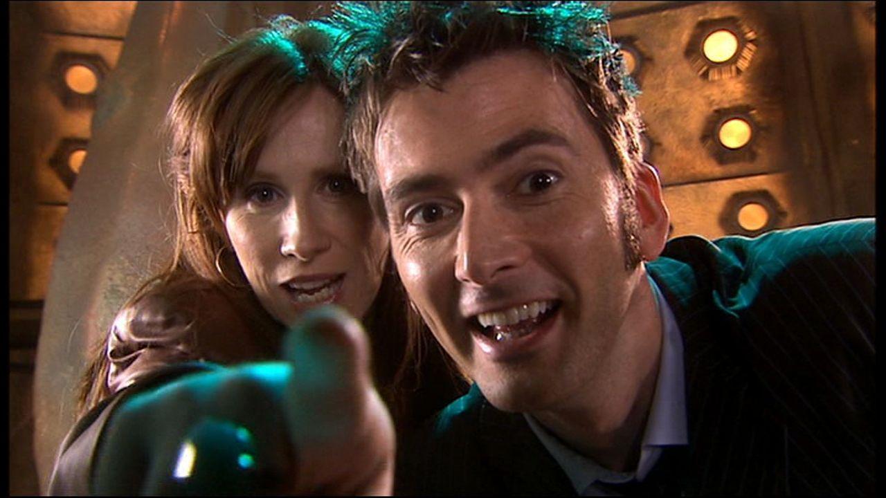 Flashback Friday: My First Doctor David Tennant