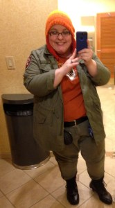 Me as Jayne from Firefly