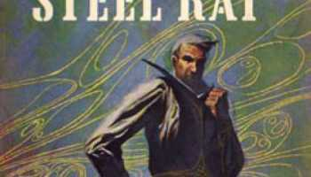 Book Cover Throwback The Stainless Steel Rat