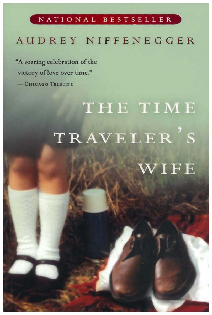 Book Cover Throwback Thursday The Time Traeler's Wife