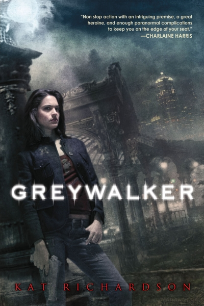 Throwback Thursday: Greywalker