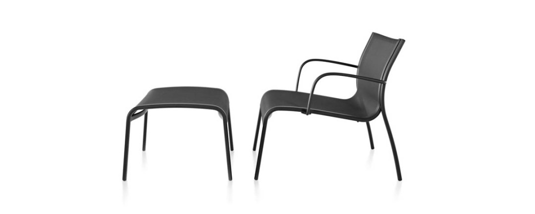 Magis Paso Doble Low Chair and Ottoman