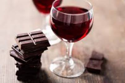 Chocolate & Wine Tasting