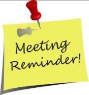 Spring General Membership Meeting @ Ravensworth Elementary School - Room 109 (SACC)