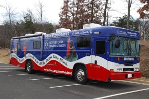 INOVA Blood Drive - Please make an appointment to donate!