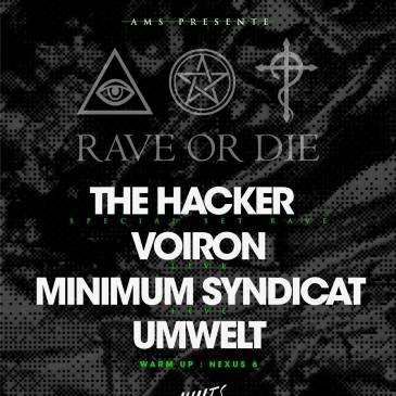 Rave the date: ROD at Nuits Fauves – August The 5th Paris