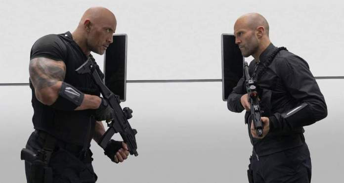 Review Hobbs and Shaw Movie