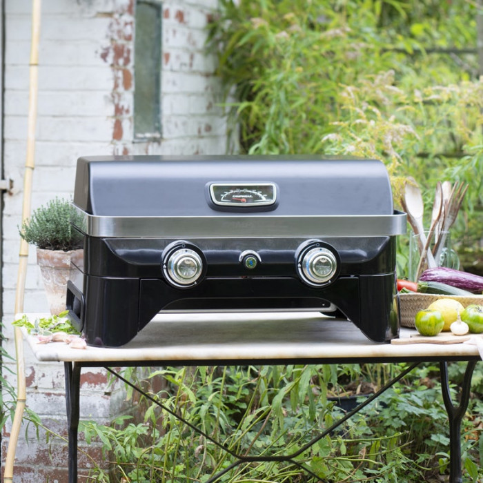 barbecue campingaz attitude lx a poser