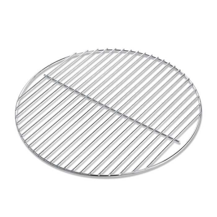 grille de cuisson chromee pour barbecue weber smokey joe o 37 cm