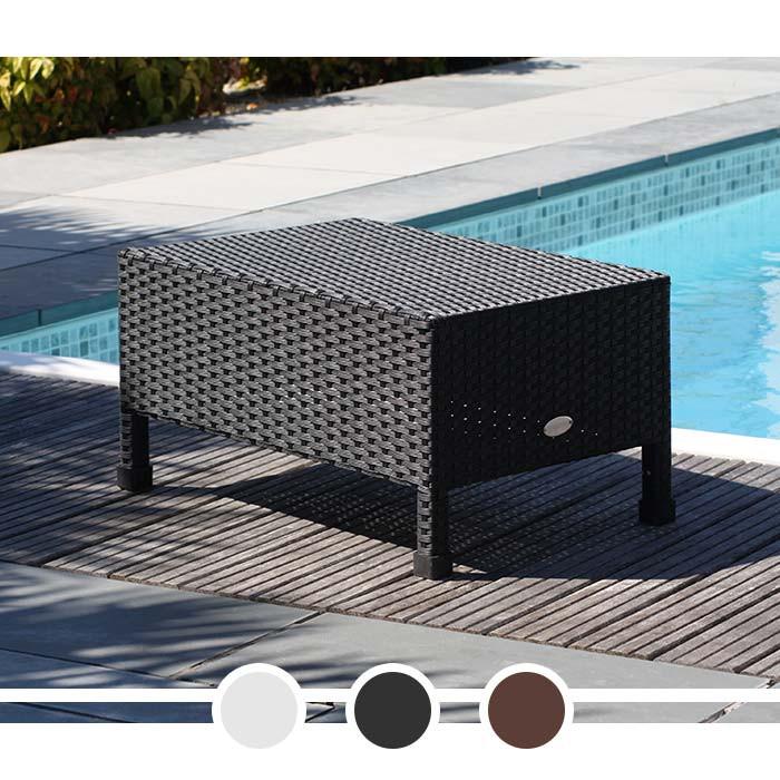 table basse de jardin dcb resine