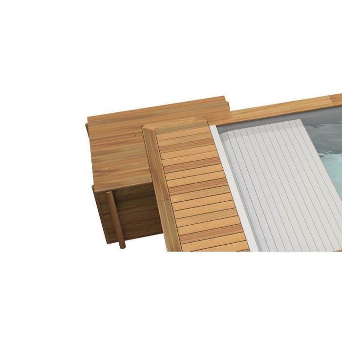 piscine urbaine procopi en bois 4 2 x 3 5 m