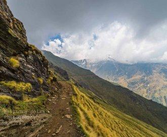 Bedni Bugyal to Pathar Nachauni - Roopkund Trek