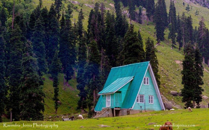 Lidderwat to Shekwas - Tarsar Marsar trek