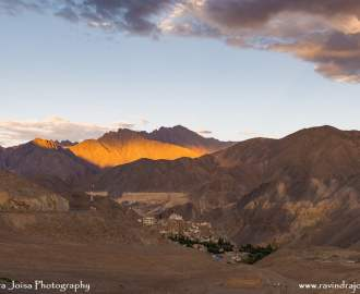Moonland - Leh mountain biking