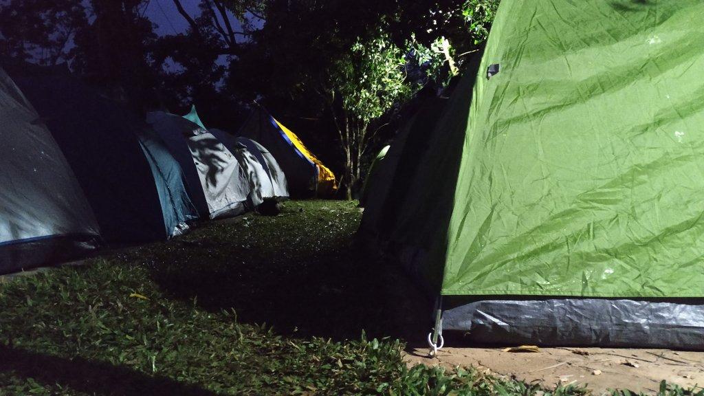 Overnight tent stay at Vallagavi Village
