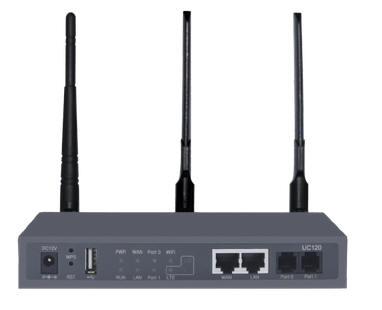 UC 120 VOIP IP PBX