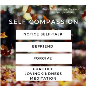 Practicing Self-Compassion Daily