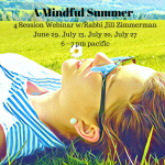 a mindful summer: a soul-soothing approach to jewish spirituality