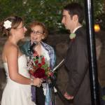 Rabbi Jill Wedding