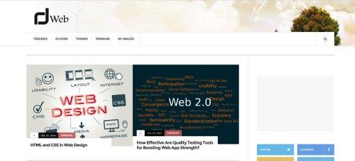 RD Web Blog