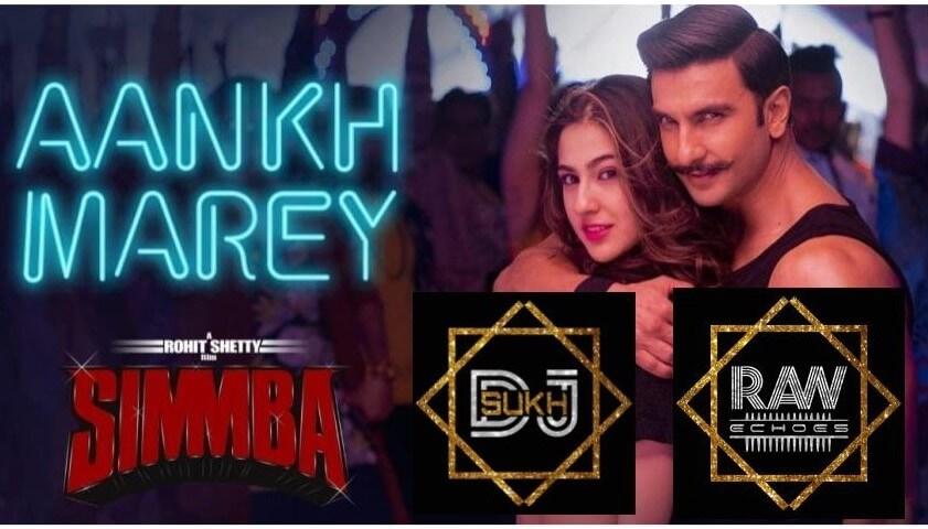 Simmba Neha Kakkar DJ SUKH RAW ECHOES MIX