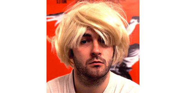 Self-portrait as Kurt Cobain, as Andy Warhol, as Myra Hindley, as Marilyn Monroe, 1996