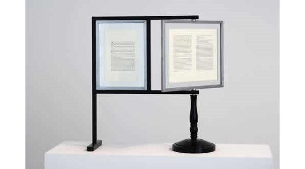 Reading Machine for Lenz