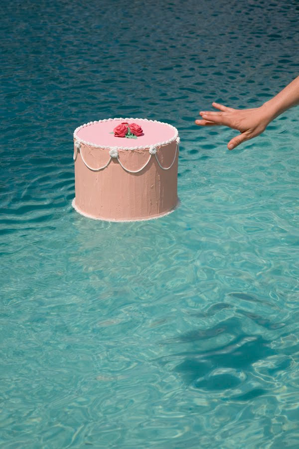 Nine Fake Cakes and Nine Bodies of Water