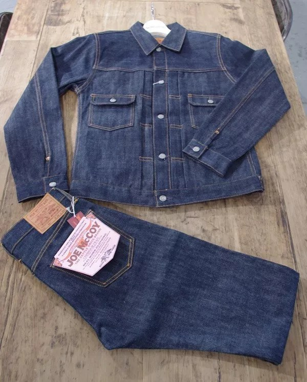 Joe McCoy & Co. Jacket and Denim