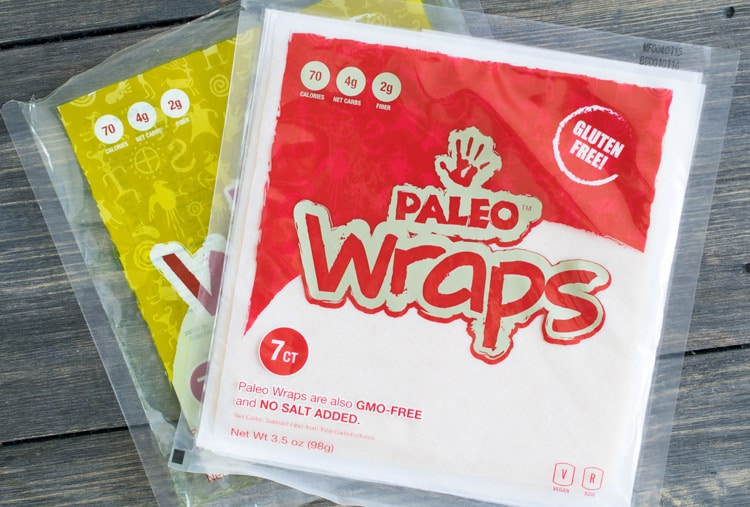 Paleo Coconut Wrappers