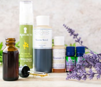 DIY Plant Based Face Oil Recipe