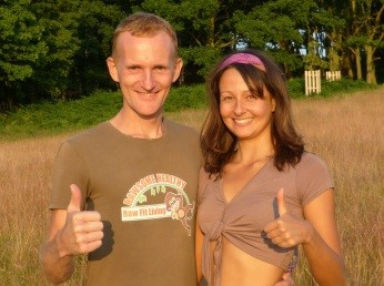 Paul and Yulia Tarbath