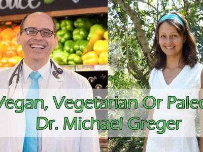 Dr. Michael Greger interview