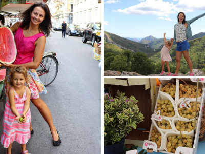 Eating Raw Vegan In Italy + Travelling Strategies