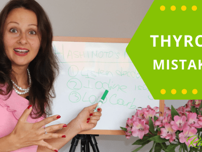 Hashimotos Hypothyroidism Mistakes